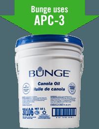 Bunge uses APC-3